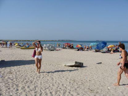 Пляж пгт. Черноморское