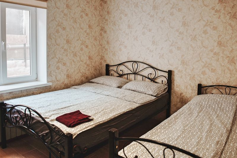 Апартаменты 3 спальни